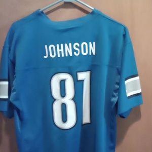 Calvin Johnson Megatron football jersey (kids)